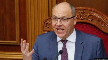 """Рада провалила """"избирательный"""" закон - фото 1"""