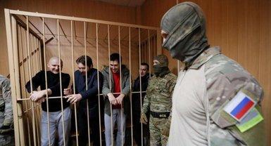 Российские террористы отказываются выпускать украинских моряков - фото 1