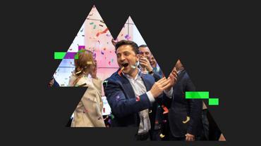 """""""Лифт"""" для Зеленского - способ набрать волонтеров - фото 1"""