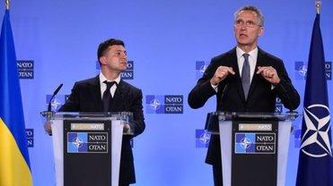 Зеленский и Столтенберг обсудили ситуацию на Донбассе и войну с русскими - фото 1
