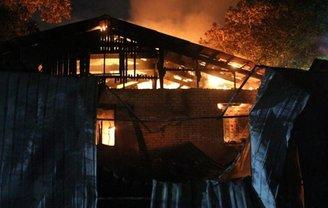 В пожаре в одесской психбольнице погибли шесть человек - фото 1