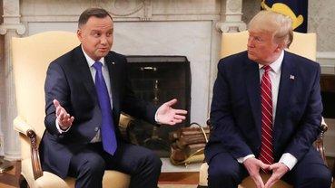 "Трамп и Дуда не хотят строительства и запуска ""Северного потока-2"" - фото 1"