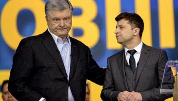 Порошенко не будет обижать Зеленского – СМИ - фото 1