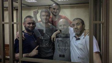 Еще пятерых крымских татар приговорили к длительным заключениям - фото 1