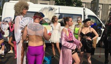 Гей-парад в Киеве-2019 - фото 1