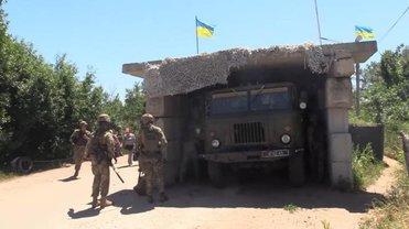 После разведения войск у Станицы Луганской русские потребовали большего - фото 1