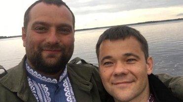 Друг Богдана успешно кинул Киев - фото 1