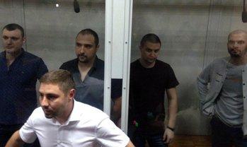 """Суд отпустил одного из """"Беркутовцев"""", причастных к убийству 48 активистов - фото 1"""