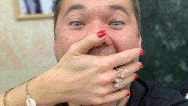 Андрей Богдан нашел способ слить Матиоса - фото 1