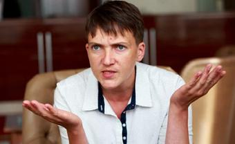 """""""Никому не должна"""": Савченко ярко высказалась о поражении - фото 1"""