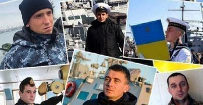 Вопрос пленных моряков решен, заявила Денисова. Но в РФ думают иначе - фото 1