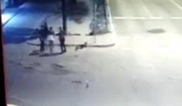 В Киеве пьяные агрессоры проломили голову полицейскому - фото 1
