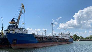 Приморский суд арестовал российское судно - фото 1