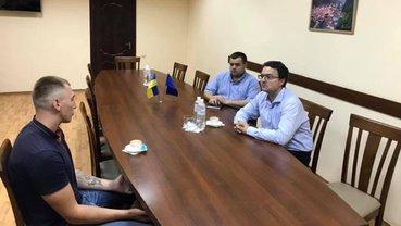 Александр Стешенко вернулся в Харьков - фото 1