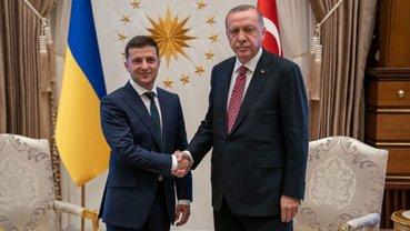 Зеленский встретился с Эрдоганом. О чем они договорились?  - фото 1