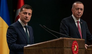 Зеленский провел переговоры с Эрдоганом - фото 1