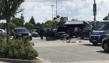 Российские террористы внаглую хотели устроить разборки в польском ТЦ - фото 1