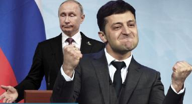 Путин дает паспорта. А Зеленский влупил ответку - фото 1