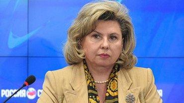Москалькова прилетела в Киев, а Денисова - в Москву - фото 1