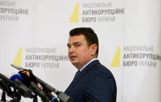 Подумаешь, коррупция: Сытник не собирается увольняться - фото 1