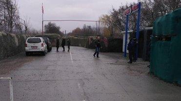 Путинские террористы закрыли блокпосты в Цхинвальском регионе - фото 1