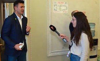 Тищенко снова оскандалился в ВР - фото 1