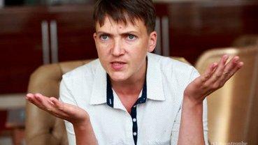 Савченко оправдалсь за работу на Медведчука - фото 1