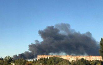 Весь Донецк сотрясают взрывы. Что происходит? – ФОТО, ВИДЕО - фото 1
