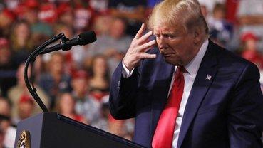 Трампа топят - фото 1