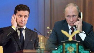 Опубликовать разговор с Путиным: к Зе выдвинули требование  - фото 1