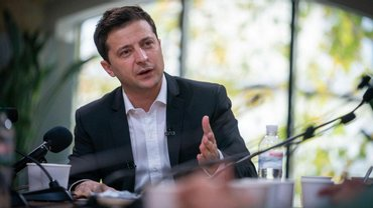 Зеленский пояснил прогулы своего знакомого-главы Комитета ВР по обороне - фото 1