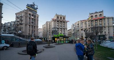 Жлобство на Майдане - фото 1