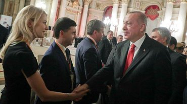Эрдоган зашкварился - фото 1