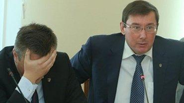 Луценко сумел зашквариться даже на поздравлении ветеранов - фото 1