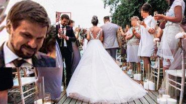 Российские террористы засветились на свадьбе дочери своего командира - фото 1
