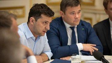 Зеленский провел кадровые перестановки в СНБО - фото 1