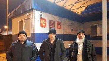 Троих крымских татар задержали после поездки в Ростов - фото 1