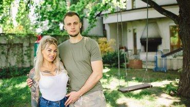 Лея и Виталик - пара с огоньком - фото 1