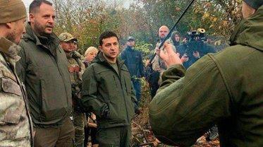 Зеленский постоянно хамил добровольцам в Золотом - фото 1