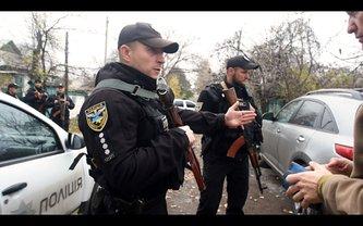 Правоохранители не хотят допускать журналистов к работе в зоне отступления - фото 1