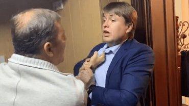 Ляшко отлупил Геруса: полиция открыла дело - фото 1