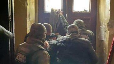 Общежитие на Полевой от титушек все же отбили - фото 1