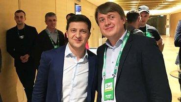 Зеленский уволил Геруса. Кто его заменит?  - фото 1