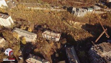 Компания Ваврыша начала незаконное строительство в центре Киева - фото 1