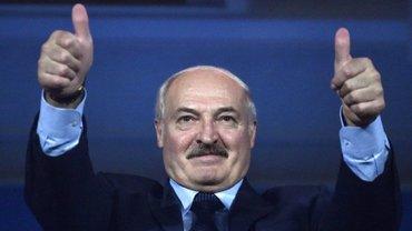 Лукашенко  идет в президенты. Опять - фото 1