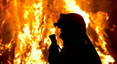 Под Львовом в воинской части сгорел офицер. Что произошло?  - фото 1
