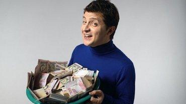 """Слугу народа спонсировали компании-""""уголовники"""" - СМИ - фото 1"""