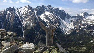 В словацких Татрах погибли двое украинских альпинистов - фото 1
