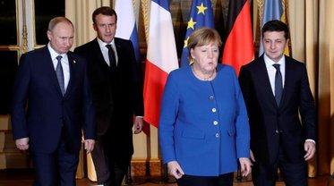 Встреча Зеленского с Путиным не привела к деэскалации конфликта - фото 1