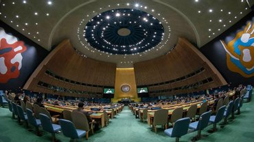 В ООН приняли очередную антироссийскую резолюцию - фото 1